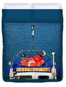 Free Spirit 2 Duvet Cover