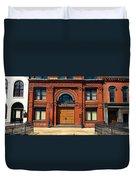 Freemasons Hall, Factors Walk Duvet Cover