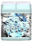 Freezing Duvet Cover