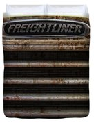 Freightliner Highway King Duvet Cover