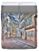 French Alley Duvet Cover