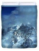 French Alps Duvet Cover