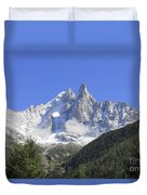 French Alps Duvet Cover