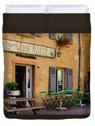 French Auberge Duvet Cover