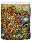 French Country Print Duvet Cover