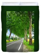 French Country Road Duvet Cover