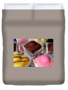 French Fancies Duvet Cover