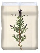 French Lavender Duvet Cover
