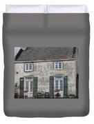 French Quarter Home Duvet Cover