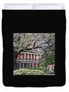 French Quarter Spring Duvet Cover