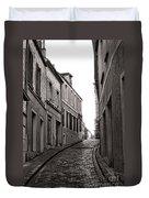 French Street Duvet Cover