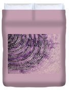 Frequency Increase Original Painting Sold Duvet Cover