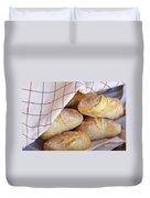 Fresh Bread Duvet Cover