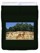 Fresh Cut Mountain Duvet Cover