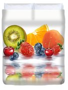 Fresh Fruits Duvet Cover