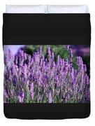Fresh Lavender  Duvet Cover