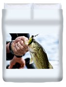 Fresh On The Hook Duvet Cover
