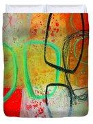 Fresh Paint #3 Duvet Cover