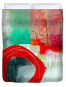 Fresh Paint #6 Duvet Cover