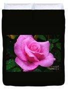 Fresh Sweet Surrender Rose Duvet Cover