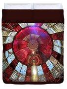 Fresnel Guiding Light Duvet Cover