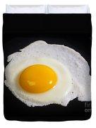 Fried Egg Duvet Cover