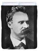 Friedrich Wilhelm Nietzsche Duvet Cover