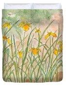 Lkp's Friendly Garden Duvet Cover