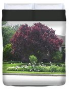 Friendly Green Gardens Of Cherryhill Nj America       Duvet Cover