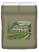 Friends Meeting House England Duvet Cover