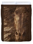 Friesian Spirit Duvet Cover