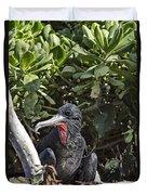Frigate Bird- Hawaii V2 Duvet Cover
