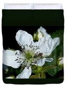 Blackberry Duvet Cover
