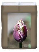 Fringe Blossom Duvet Cover