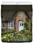 Frisian House Duvet Cover