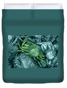 From Another Planet Duvet Cover
