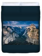 From Glacier Point Duvet Cover