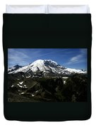 From Mount Fremont Lookout Duvet Cover
