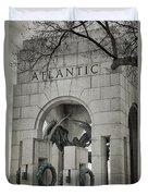 From The Atlantic Duvet Cover