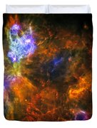 From The Darkness Duvet Cover by Jennifer Rondinelli Reilly - Fine Art Photography