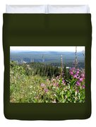 From The Mountain Duvet Cover