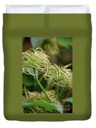 Fronds By Jammer Duvet Cover