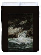 Arizona Frontiersman Rocks Duvet Cover