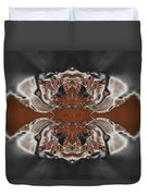 Frost And Woodsmoke 3 Duvet Cover