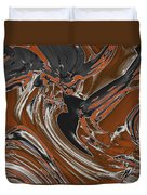 Frost And Woodsmoke  Duvet Cover