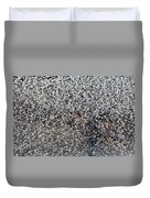 Frost Flakes On Ice - 14 Duvet Cover