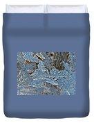 Frost Macro Duvet Cover