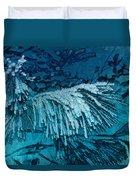 Frost Needles 2 Duvet Cover