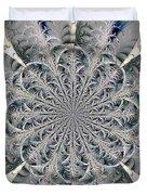Frost Seal Duvet Cover