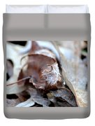 Frostcicles Duvet Cover